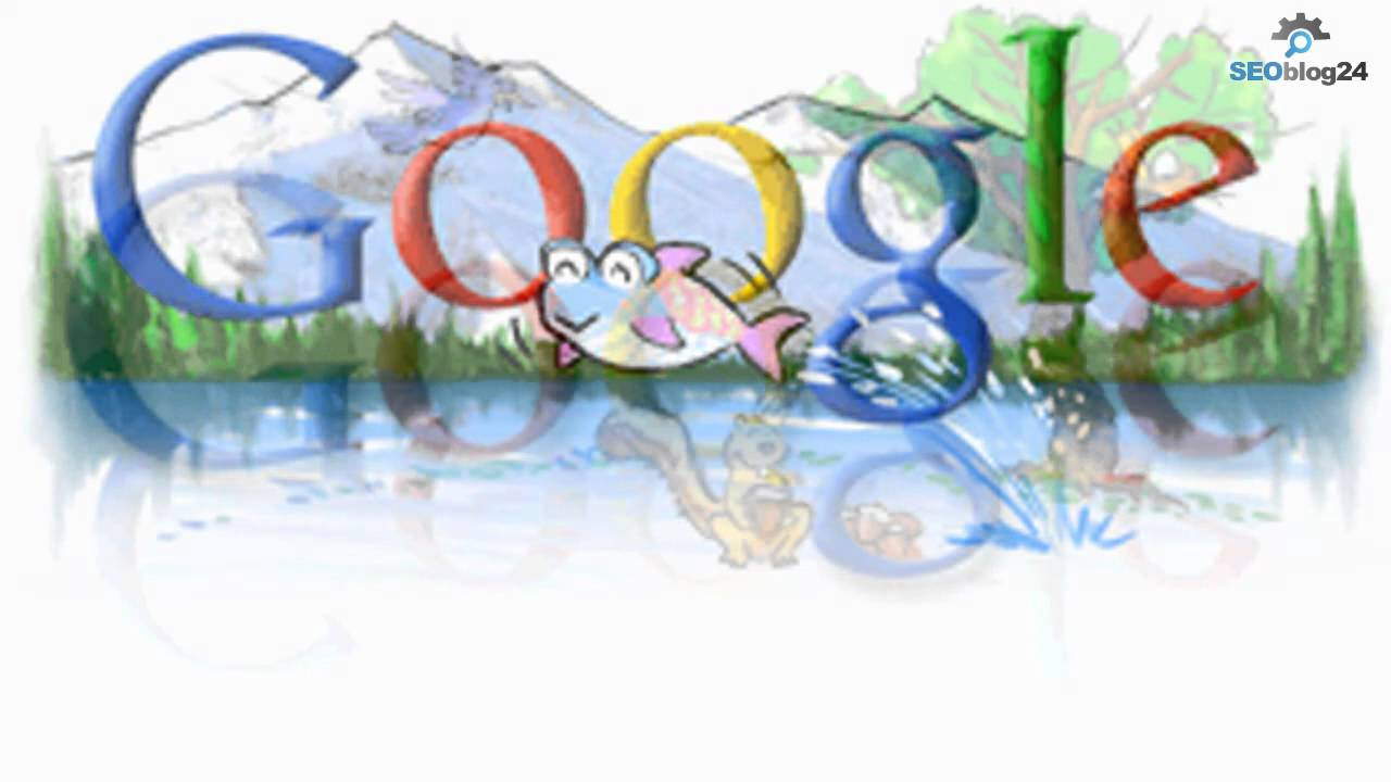 Earth Day 2012 - Google Doodle HD | General knowledge